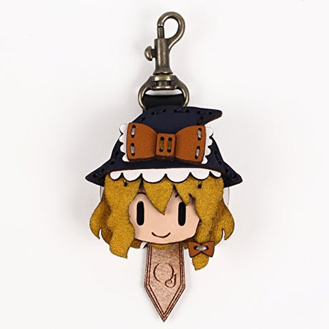 Image for Touhou Project - Marisa Kirisame - Hand Made Leather Key Cap