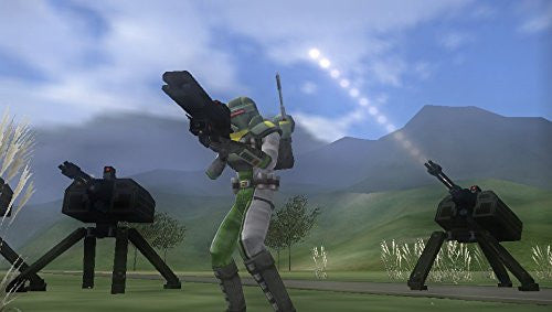 Image 5 for Earth Defense Forces 2 Portable V2 [Double Pack]