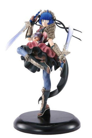 Image for Ikki Tousen Great Guardians - Ryomou Shimei - 1/8 - Sugar Mint Complex ver., Armored Ver. (Chara-Ani)