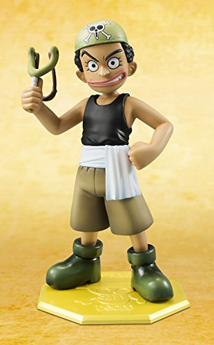 Image 4 for One Piece - Usopp - Excellent Model - Portrait Of Pirates MILD - 1/8 - CB-R3 (MegaHouse)