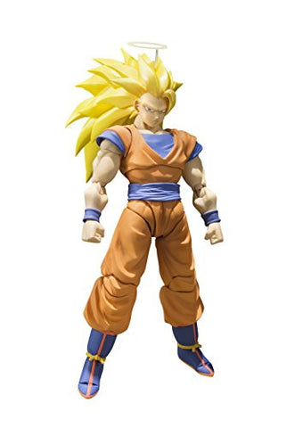 Image for Dragon Ball Z - Son Goku SSJ3 - S.H.Figuarts
