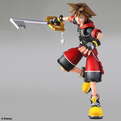 Image 5 for Kingdom Hearts 3D: Dream Drop Distance - Sora - Play Arts Kai (Square Enix)
