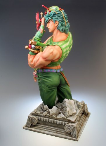 Image 4 for Jojo no Kimyou na Bouken - Phantom Blood - Jonathan Joestar - Super Figure Art Collection - Bust (Medicos Entertainment)