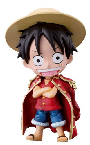 Image 1 for One Piece - Monkey D. Luffy - Chibi-Arts (Bandai)