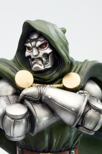Image 3 for Fantastic Four - Dr. Doom - Fine Art Statue - 1/6 (Kotobukiya)