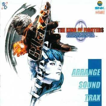 Image 1 for The King of Fighters 2000 Arrange Sound Trax