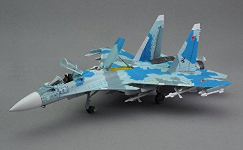 Image 9 for GiMIX Aircraft Series - AC602 - Virtual JASDF/Russian Air Force Su-27M - 1/144 (Tomytec)