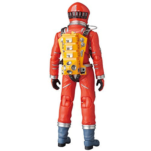 Image 7 for 2001: A Space Odyssey - Mafex No.034 - Space Suit - Orange ver. (Medicom Toy)