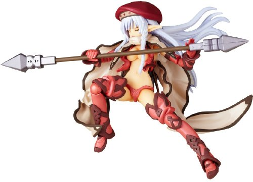 Image 5 for Queen's Blade - Alleyne - Revoltech - 1/12 - 2P color - 007-EX (Kaiyodo)
