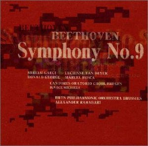 "Image for SYMPHONY No.9 ""CHORAL"" / BEETHOVEN"