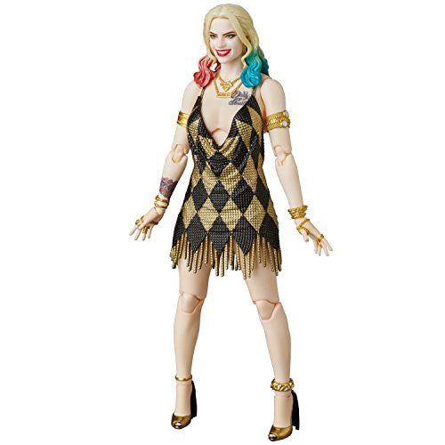 Image 3 for Suicide Squad - Harley Quinn - Mafex No.042 - Dress Ver. (Medicom Toy)