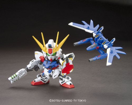 Image 1 for Gundam Build Fighters - GAT-X105B/FP Build Strike Gundam Full Package - SD Gundam BB Senshi #388 (Bandai)
