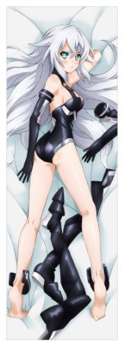 Image 2 for Choujigen Game Neptune: The Animation - Black Heart - Noire - Dakimakura Cover (Sol International)