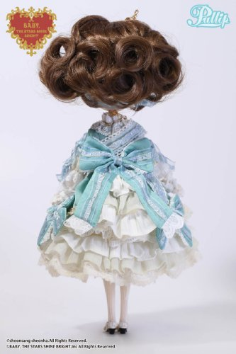 Image 6 for Fukasawa Midori - Pullip P-113 - Pullip (Line) - La robe vert clair - 1/6 (Baby the Stars Shine Bright, Groove)