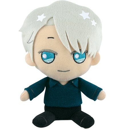Yuri!!! on Ice - Victor Nikiforov - Ichiban Kuji - Ichiban Kuji Yuri!!! on Ice ~ Sweet Time ~ - Kiradoru