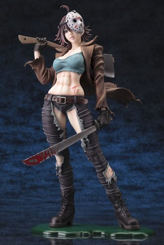 Image 2 for Friday the 13th - Jason Voorhees - Bishoujo Statue - Movie x Bishoujo - 1/7 (Kotobukiya)