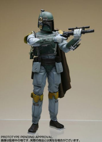 Image for Star Wars - Boba Fett - ARTFX+ - 1/10 - Cloud City Ver. (Kotobukiya)