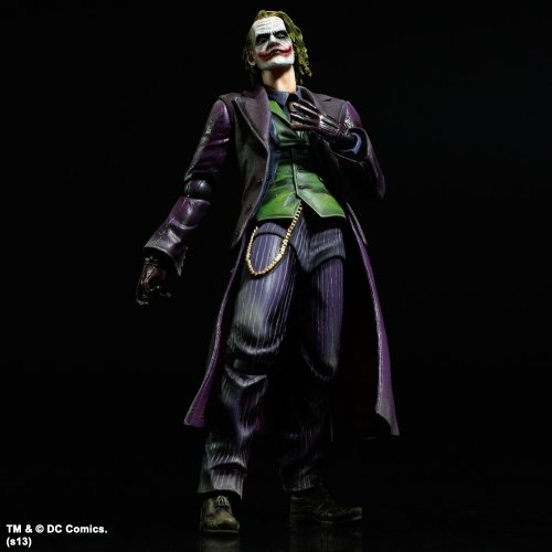 Image 6 for The Dark Knight - Joker - Play Arts Kai (Square Enix)