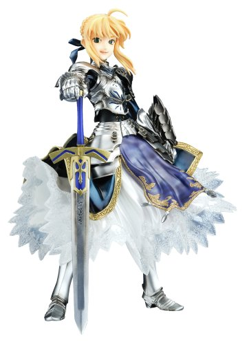 Image 1 for Fate/Stay Night - Saber - 1/8 - Armor Version (Gift)
