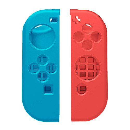 Image 4 for Nintendo Switch - Soft Type Cover - Neon-Blue/Neon-Red