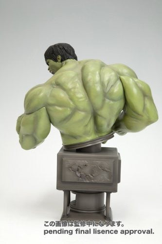 Image 7 for The Incredible Hulk Movie - Hulk - Fine Art Bust - Movie Ver. (Kotobukiya)