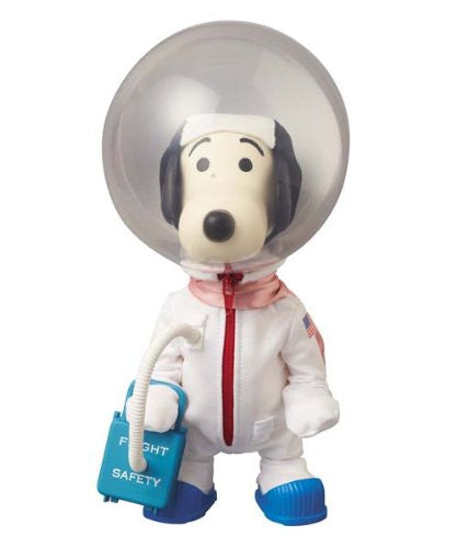 Image 2 for Peanuts - Snoopy - Vinyl Collectible Dolls - Astronauts ver. (Medicom Toy)