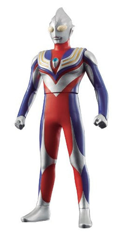 Image for Ultraman Tiga - Ultra Hero Series 2009 - 15 - Multi Type, Renewal ver. (Bandai)