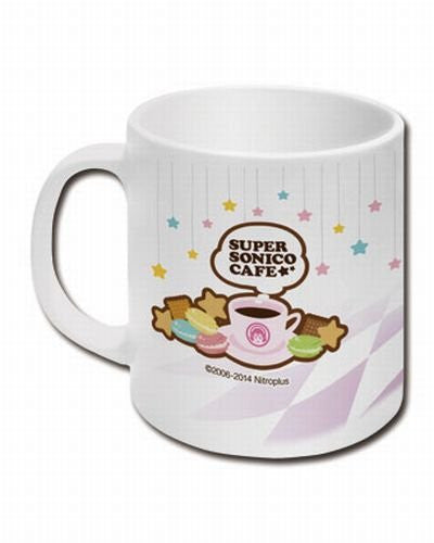 Image 2 for SoniAni: Super Sonico The Animation - Sonico - Mug - C - Sweets (Toy's Planning)