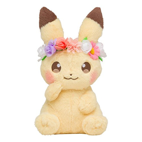 Pocket Monsters - Pikachu - Pokemon Center - Pikachu & Eevees Easter - Plush