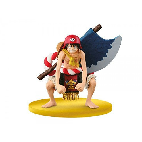 Image 1 for One Piece Film Gold - Monkey D. Luffy - Figure Colosseum - SCultures - Zoukeiou Chojho Kessen V Special