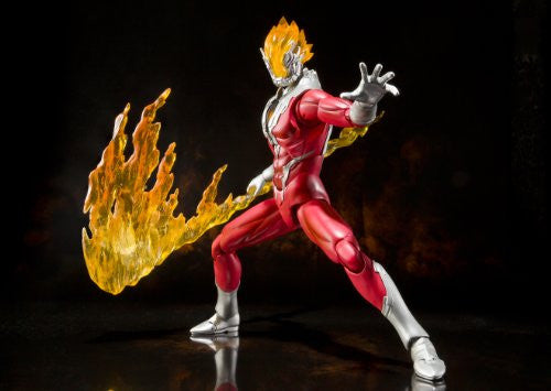 Image 2 for Ultraman Zero THE MOVIE: Choukessen! Beriaru Ginga Teikoku - Glenfire - Ultra-Act (Bandai)