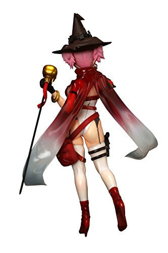 Image 3 for Original Character - Fairy Tale Figure - FairyTale Figure Villains #01 - Doku Ringo no Majo - 1/7 - Crimson Red ver. (Lechery)