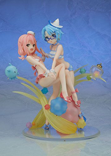 Image 9 for Houkago no Pleiades - Aoi - Subaru - Swimsuit ver. (Flare)