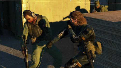 Image 10 for Metal Gear Solid V: Ground Zeroes