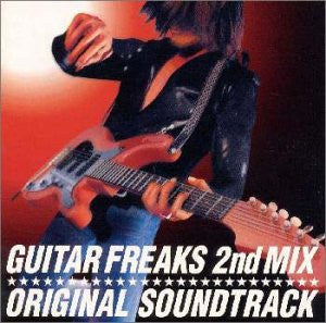 Image for GUITAR FREAKS 2nd MIX ORIGINAL SOUNDTRACK
