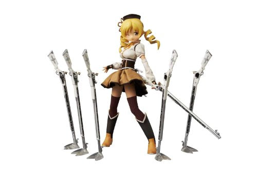 Image 4 for Mahou Shoujo Madoka★Magica - Charlotte - Tomoe Mami - Real Action Heroes #610 - Real Action Heroes MGM - 1/6 (Good Smile Company, Max Factory, Medicom Toy)
