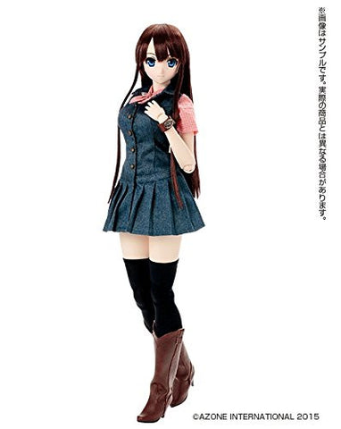 Image for Yui - Azone Original Doll - Happiness Clover - 1/3 - 50 Western Village Land, 2nd, Flocking Ver. (Azone, Obitsu Plastic Manufacturing)