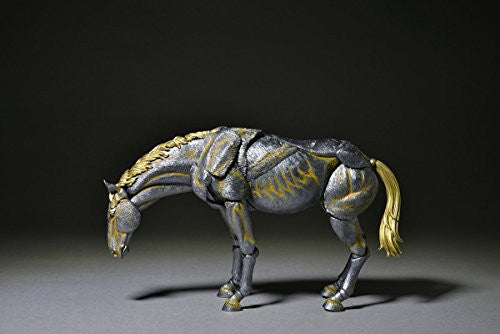 Image 10 for KT Project KT-007 - Revoltech - Horse - Iron Rust (Kaiyodo)