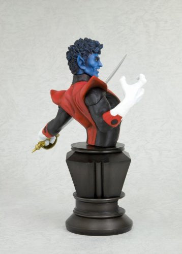 Image 6 for X-Men - Nightcrawler - Fine Art Bust - Classic Chapter Ver. (Kotobukiya)