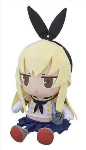 Image 3 for Kantai Collection ~Kan Colle~ - Shimakaze - Osuwari Plush (Ensky)