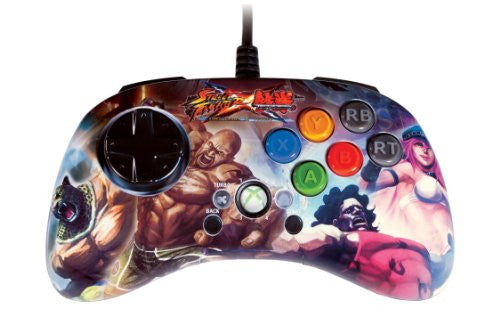 Image 1 for Street Fighter x Tekken FightPad SD (Poison & Hugo V.S. King & Marduk)