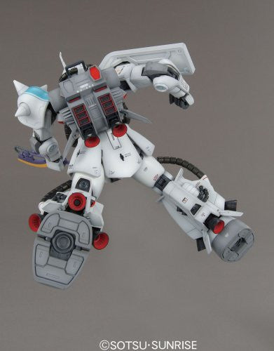 Image 4 for Kidou Senshi Gundam - MS-06R-1A Zaku II High Mobility Type - MG #115 - 1/100 - Ver 2.0,  Shin Matsunaga colors (Bandai)