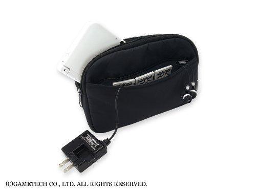 Image 5 for Just In One 3DS LL Multi Pouch (Black)