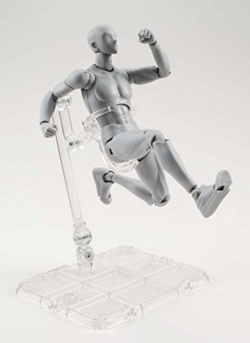 Image 11 for S.H.Figuarts - Body-kun - DX Set, Gray Color Ver. (Bandai)
