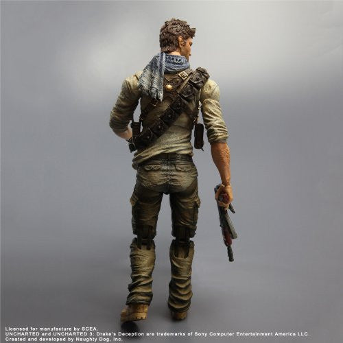 Image 5 for Uncharted 3 - Nathan Drake - Play Arts Kai (Square Enix)