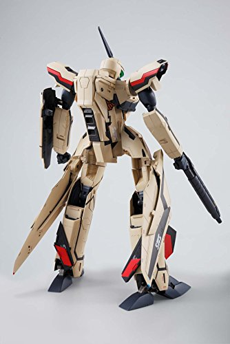 Image 9 for Macross Frontier - YF-19 Isamu Alva Dyson - DX Chogokin - VF-19 Advance - 1/60 (Bandai)