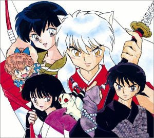 Image 1 for BEST OF INUYASHA II
