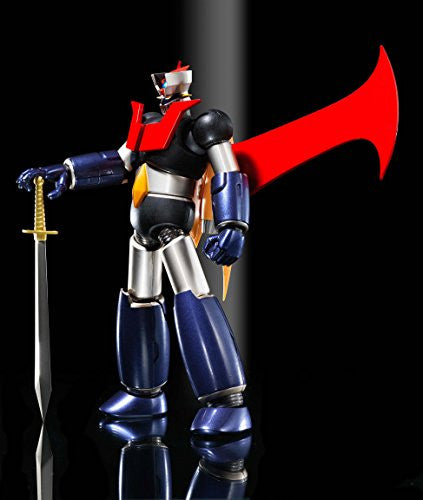 Image 2 for Mazinger Z - Super Robot Chogokin - ~Iron (Kurogane) Finish~ (Bandai)