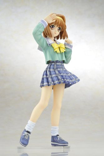 Image 5 for Sister Princess - Kaho - 4-Leaves Legend Girls - 1/7 - School Uniform ver. (Kotobukiya)
