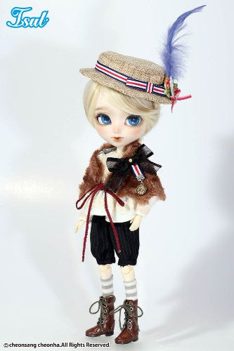 Image 2 for Isul I-932 - Pullip (Line) - Glen - 1/6 - Creators Label (Groove)